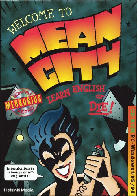 Mean City: Learn English or Die! for Windows (1997