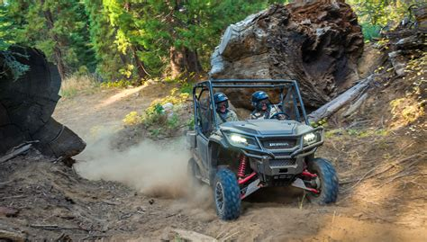 Honda Unveils Limited Edition Versions of Pioneer 1000