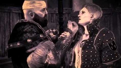 Video - King Henselt Rapes Ves (The Witcher 2) Full HD