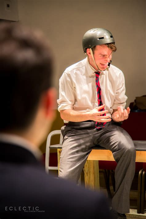 Photo Flash: Eclectic Full Contact Theatre Opens THE