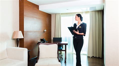 Hotel Management with Executive Housekeeper