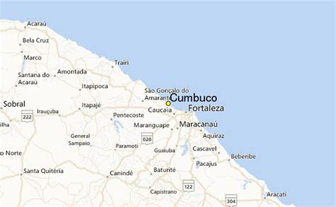 Cumbuco Weather Station Record - Historical weather for