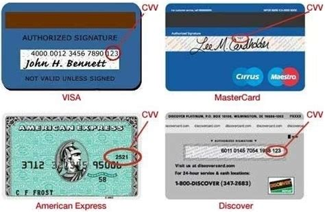 Where can I find the CVV on a Cirrus card? - Quora