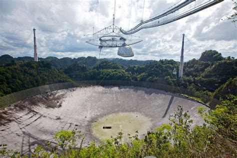 Iconic Arecibo Observatory Saved From Demolition