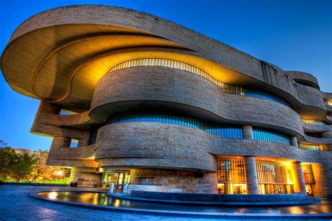 National Museum of the American Indian - Environmental