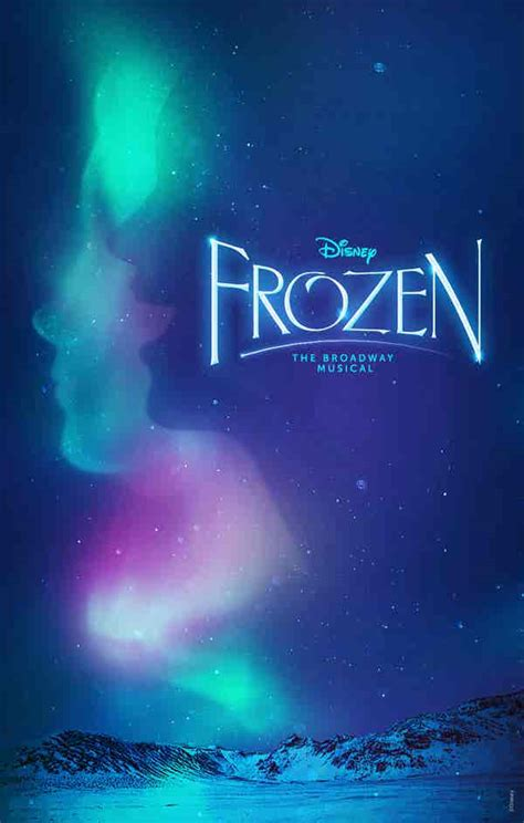 Here's the New 'Frozen' Musical Poster (and Seven That