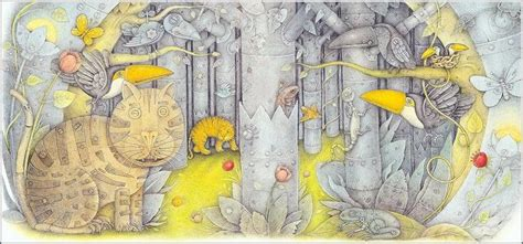 The Tin Forest by Helen Ward, illustrations by Wayne