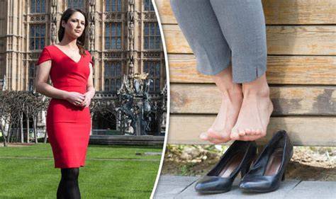 MP Gill Furniss's daughter fractured feet after stiletto