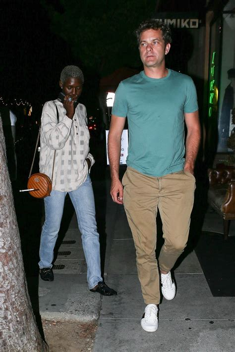 Joshua Jackson and Jodie Turner-Smith reportedly bought a