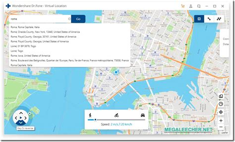 How to change your iOS GPS location?   Megaleecher