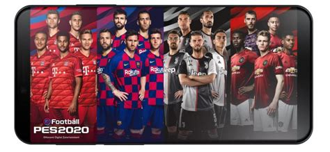 PES 2020 Mobile: New game and mode arriving this October