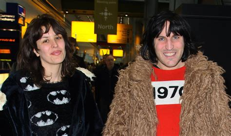 Bake Off's Noel Fielding pictured with his newborn for