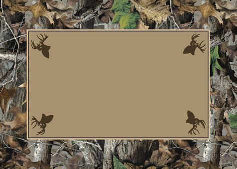 Timber Realtree Bordered Tree & Leaves Camouflage Nylon