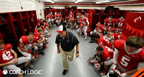 Pep Talks - does a motivating pre-game speech suit every