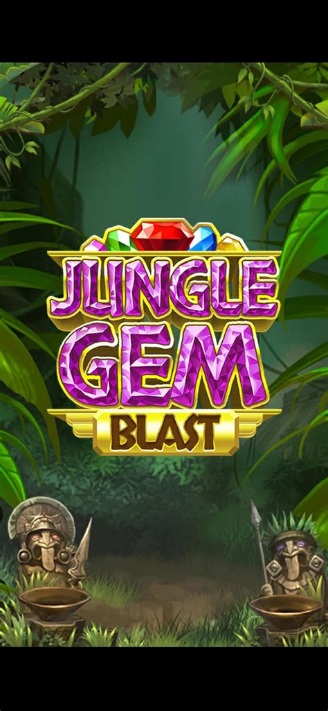 Jungle Gem Blast for iOS - Free download and software
