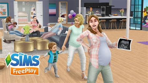 Download The Sims FreePlay MOD (Unlimited Money/LP) Apk v