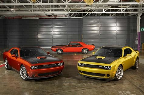 Dodge Adds 50th Anniversary Gold Rush Paint Color to More