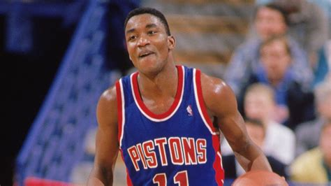Isiah Thomas excited to watch Bad Boys' portrayal in 'The