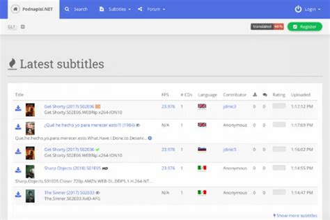 Best Sites for Subtitles Download for Movies - Techilife
