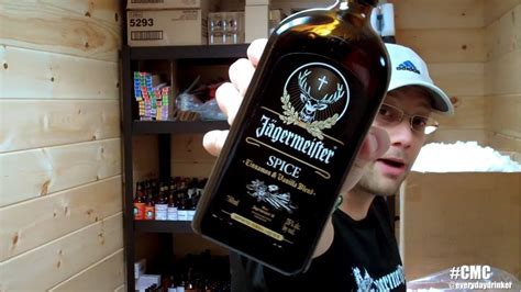 Jagermeister Spice, Limited Edition Review - YouTube