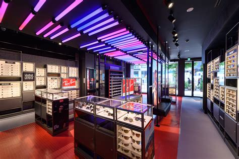 Ray-Ban Opens First Australian Concept Store - mivision