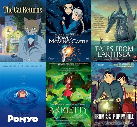 Exploring the Studio Ghibli Vault: 2002 to 2011 | Forever