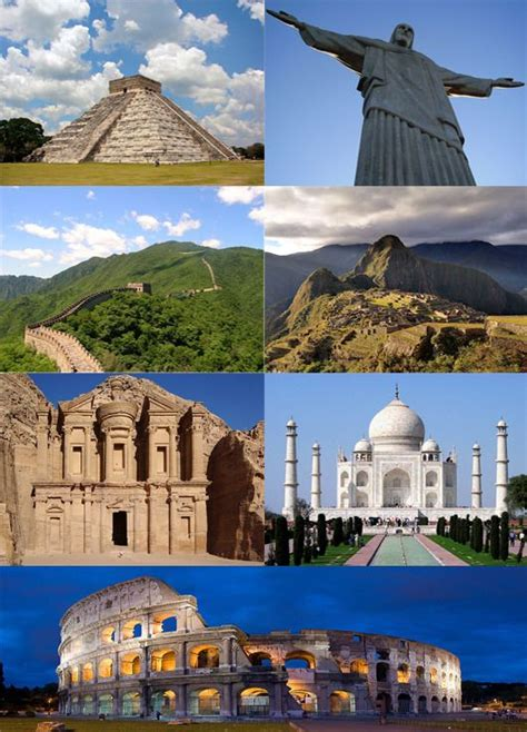 Hstry for Education | Wonders of the world, 7 world