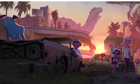 Annecy: DreamWorks Unwraps 'Kipo' and 'Fast & Furious