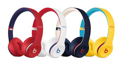 """Beats Solo 3 Wireless Gets New Vibrant """"Club Collection"""