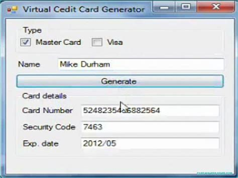 10 Unbelievable Facts About Card Number Generator   card