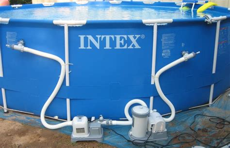 Intex Pool Pumps and Filters – for Efficient Water