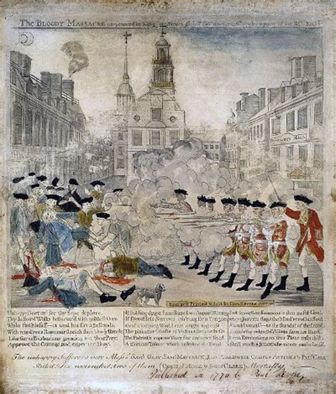 10 Key Events of the American Revolution - History Lists