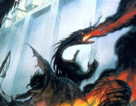 Fire-drake of Gondolin | The One Wiki to Rule Them All