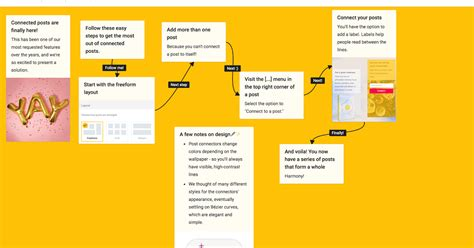Tech Tips for the Classroom: NEW! Connected Posts in Padlet