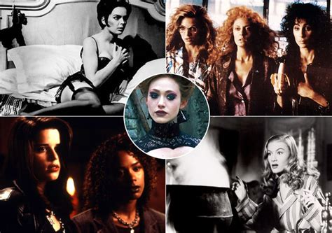 10 Memorable Movie Witches