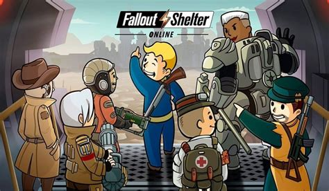 Fallout Shelter Online May Be Coming to Western Audiences