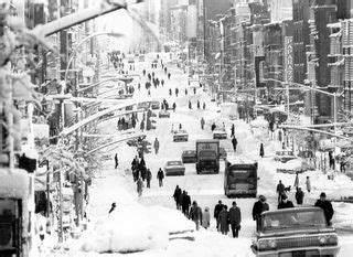 """The """"Lindsay Snowstorm"""" (February 9-10, 1969) - History As"""