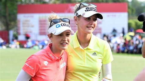 Golf Achievements by Nelly and Jessica Korda Mean 'Much
