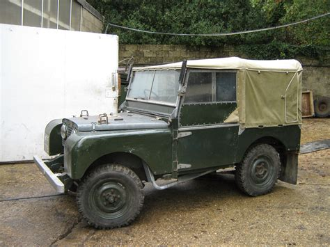 1950 Land Rover Series1 80 Ex Army - 4x4 Cars