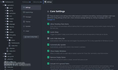 Atom for Mac - Download Free (2020 Latest Version)