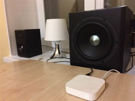 iPhone 5s + Airport Express + AirPlay 2 = драматическое