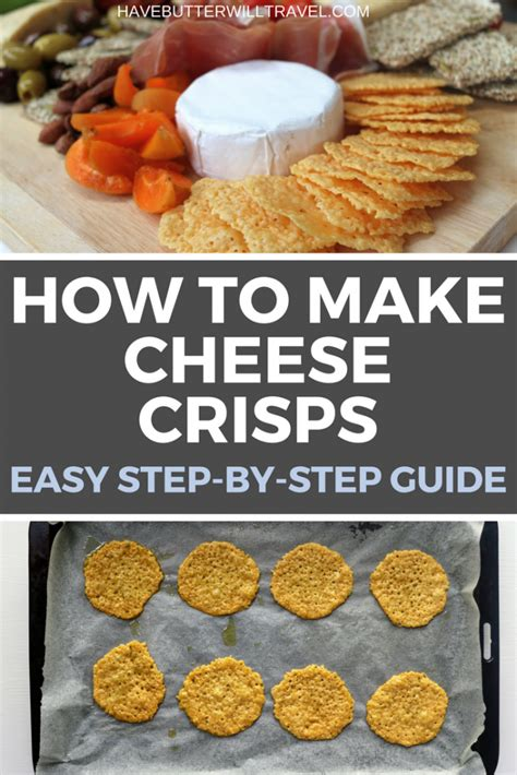 How to Make Cheese Crisps - How to Series - Have Butter