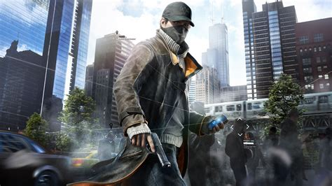 Watch Dogs Aiden Pearce Wallpapers | HD Wallpapers | ID #13464