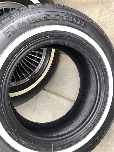 A Classic Whitewall Tire is Back Thanks to Milestar Tires