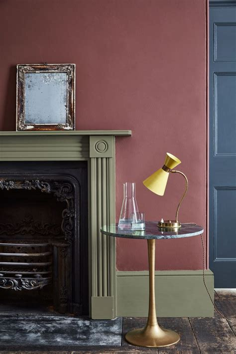 Little Greene launches new 'Colours of England' paint
