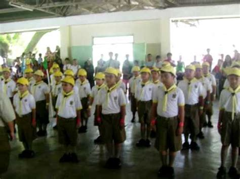KID/KAB Scout Fancy Drill CECS - YouTube