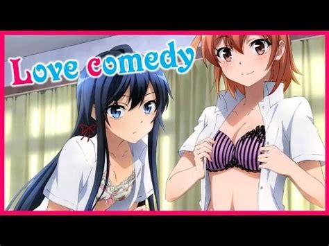 Top 10 Love comedy anime Ranking / Best of japan animation