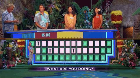 Man Solves 17 Letter Puzzle on 'Wheel of Fortune' After