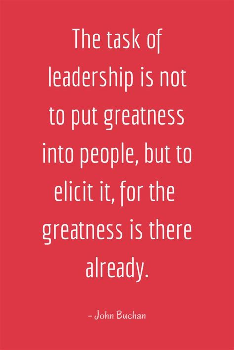 Leadership Quotes Of The Day