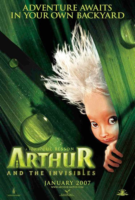 Arthur and the Invisibles - Movie - IGN